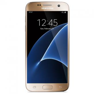 Samsung Galaxy S7 Duos G930FD Auriu 32 GB - Gold Platinum - Second Hand