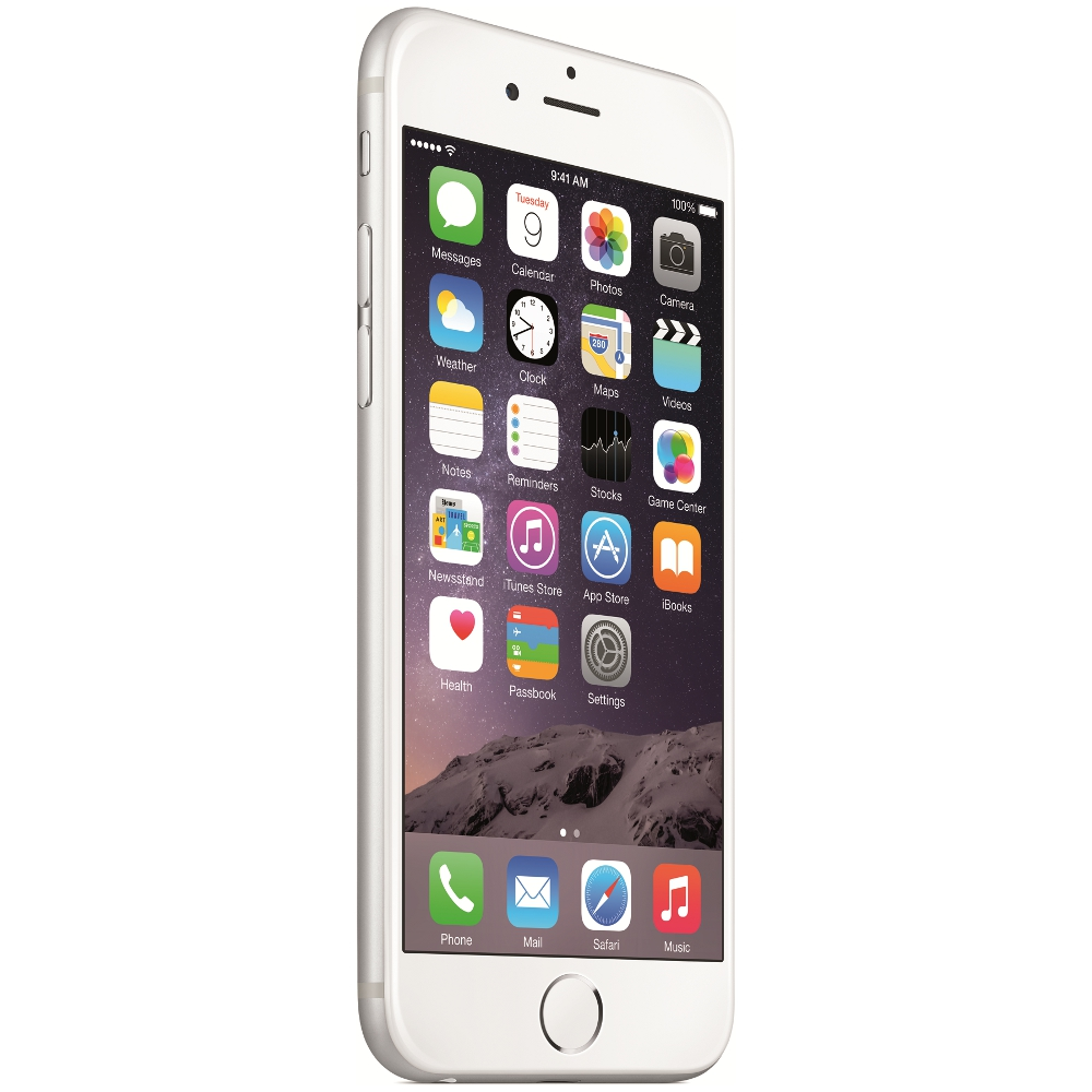 Apple iPhone 6 16 GB Alb (Silver) - Second Hand