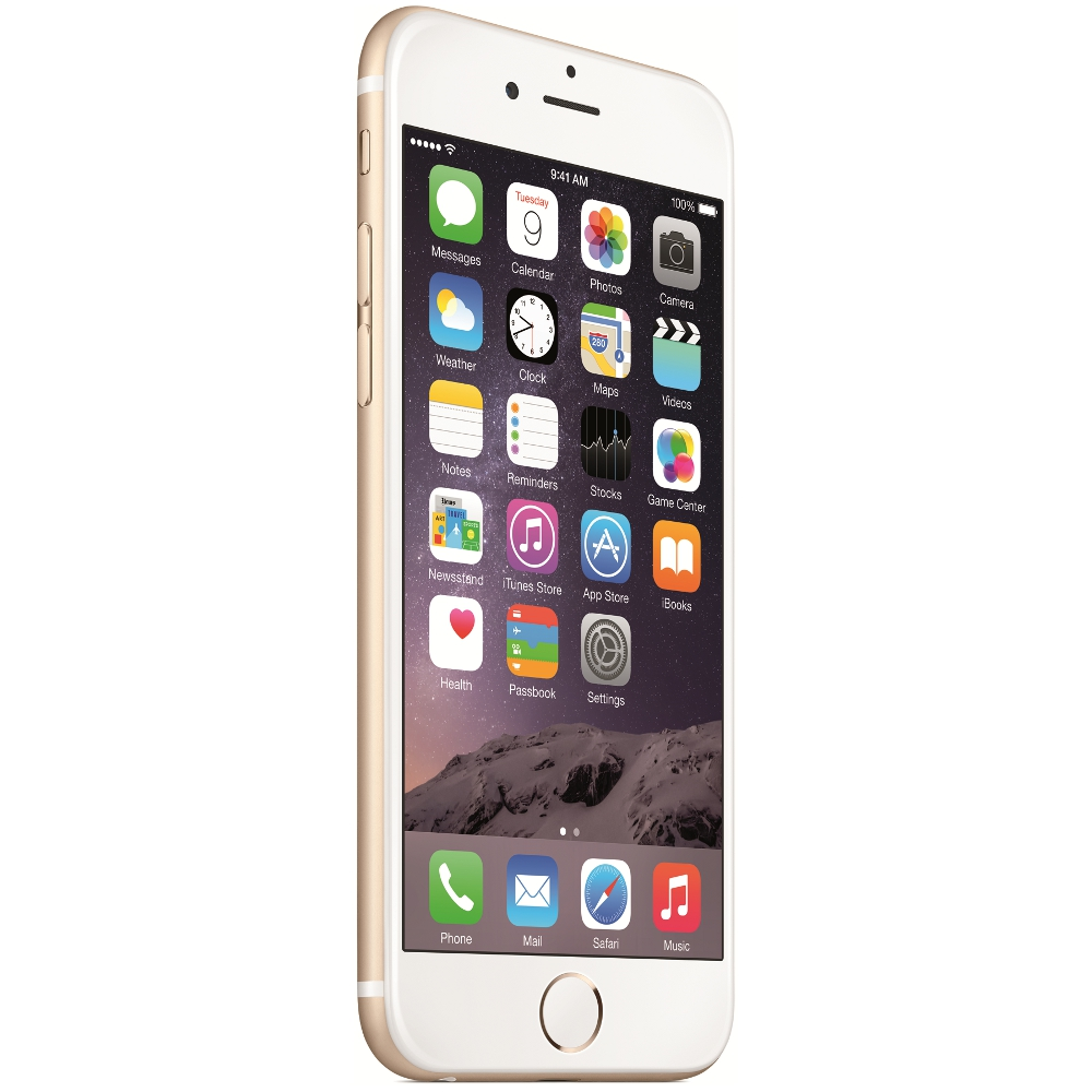 Second Hand Apple IPhone 6 16 GB Auriu Gold