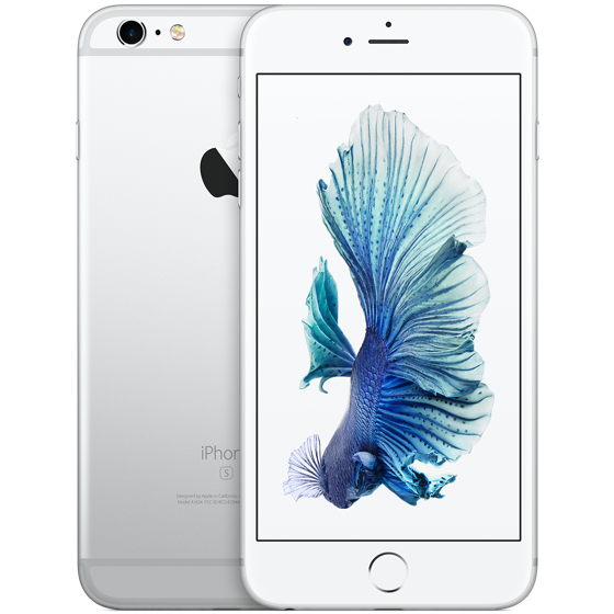 Apple iPhone 6s Plus 16 GB Alb (Silver)