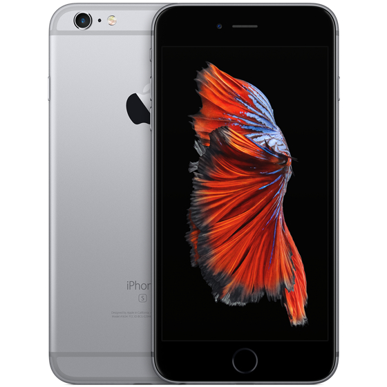 Apple iPhone 6s Plus 16 GB Negru (Space Gray)
