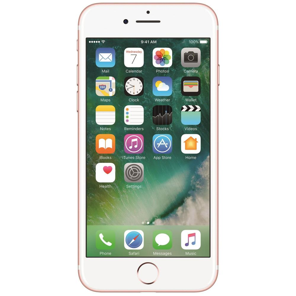 Apple iPhone 7 128GB  Rose Gold / Roz Auriu