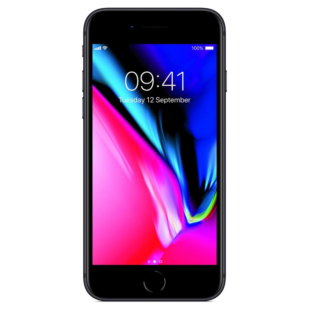 Apple iPhone 8 64GB Negru - Codat Orange