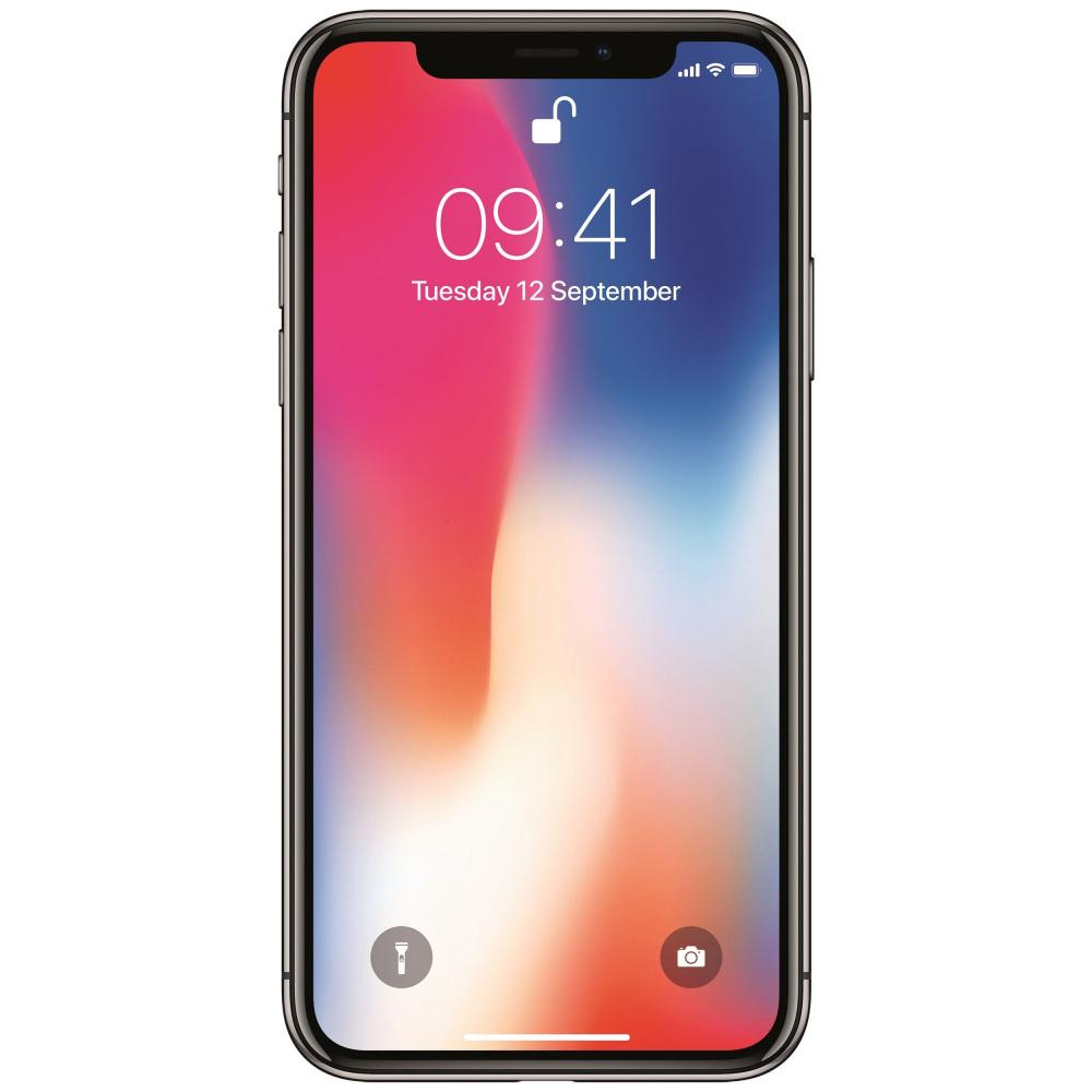 Apple iPhone X 64GB Argintiu - Silver