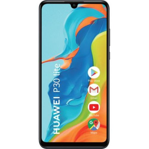 Huawei P30 lite 128GB Dual Sim Midnight Black - Negru
