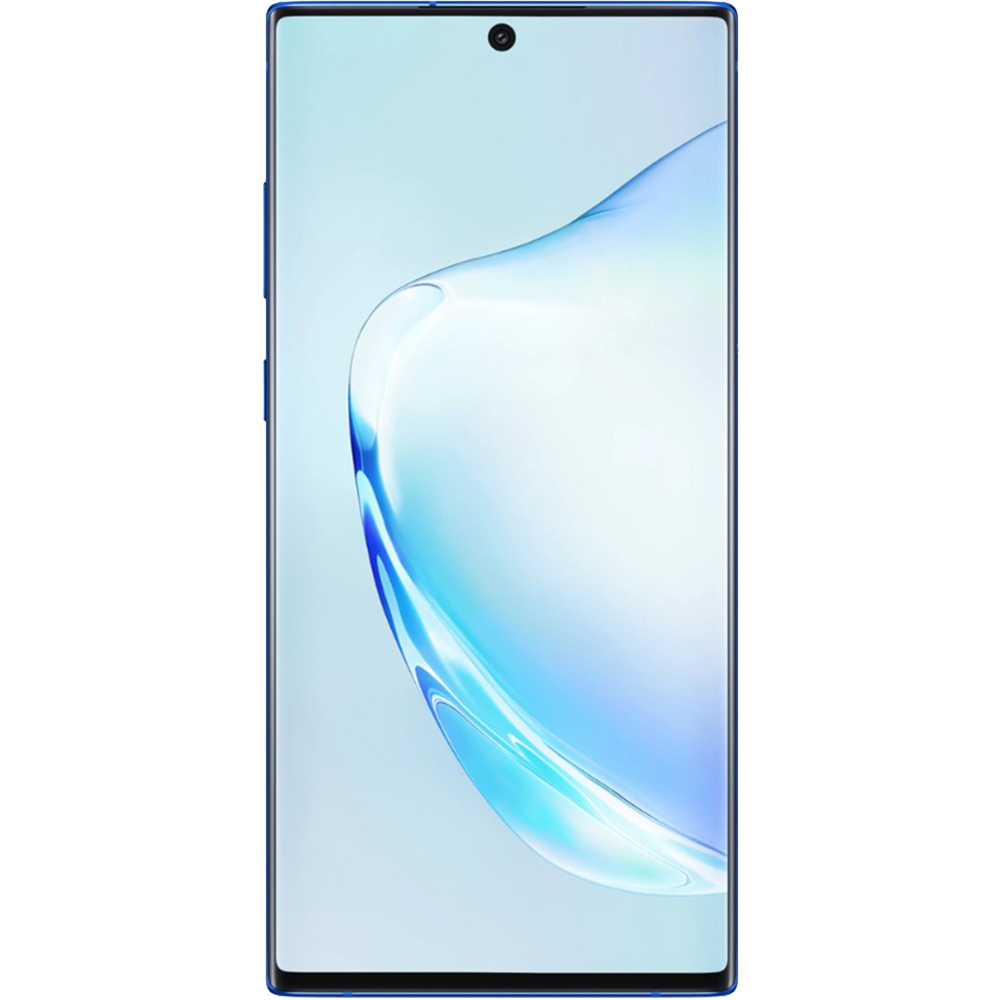 Samsung Galaxy Note 10 Plus Dual Sim 256GB 12GB Ram Aura Blue
