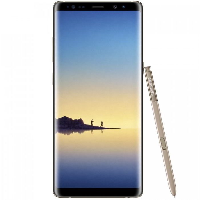Samsung Galaxy Note 8 64GB Single Sim (SM-N950) Maple Gold - Auriu