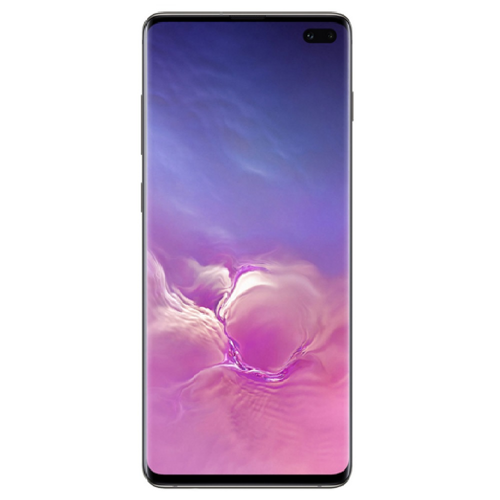 Samsung Galaxy S10 Plus G975 Dual Sim 512GB Ceramic Black - Ceramic Negru