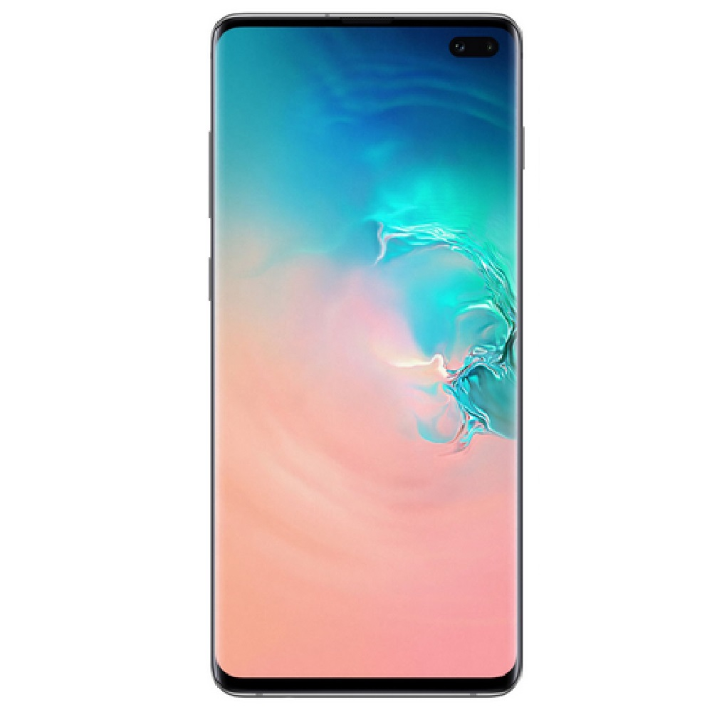 Samsung Galaxy S10 Plus G975 Dual Sim 512GB Ceramic White - Ceramic Alb