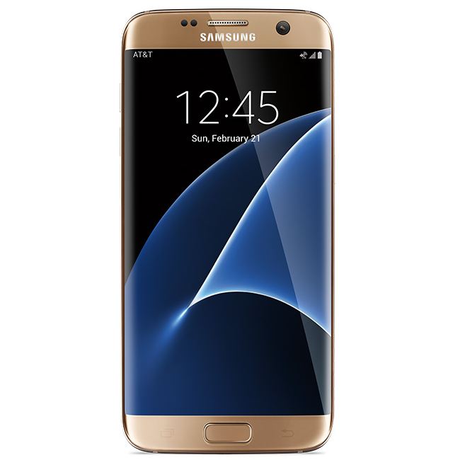 Samsung Galaxy S7 Edge G935F Auriu 32 GB - Gold Platinum