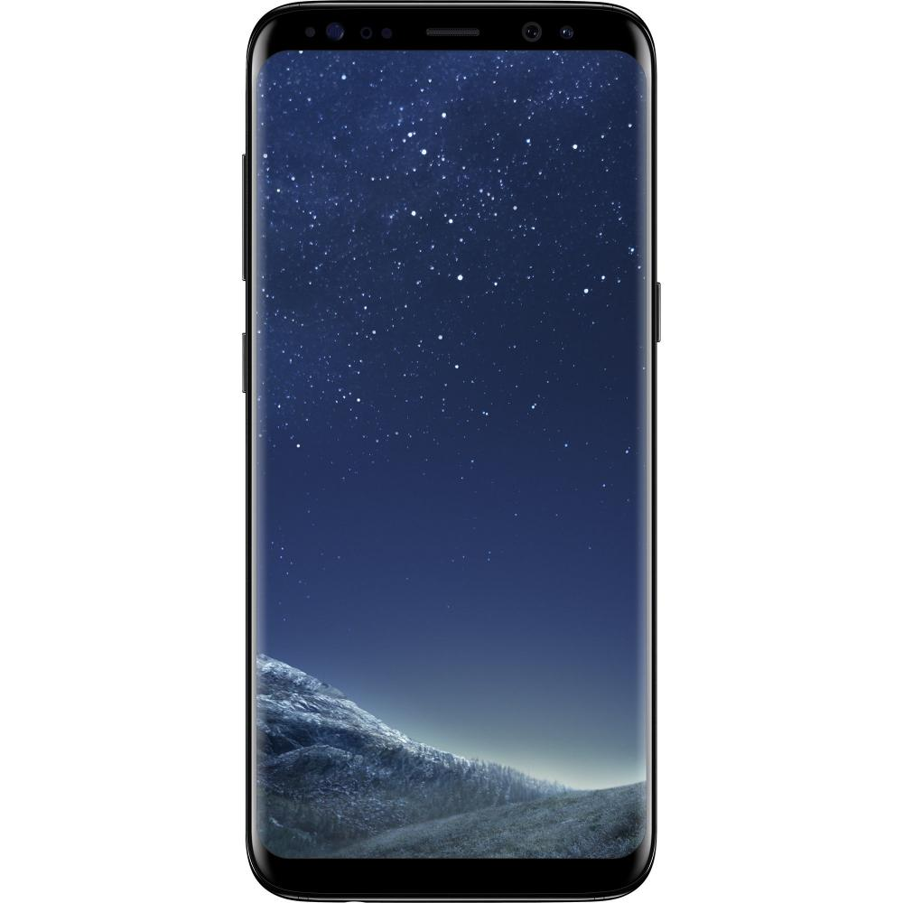 Samsung Galaxy S8 G950FD 64GB Dual SIm Midnight Black - Negru