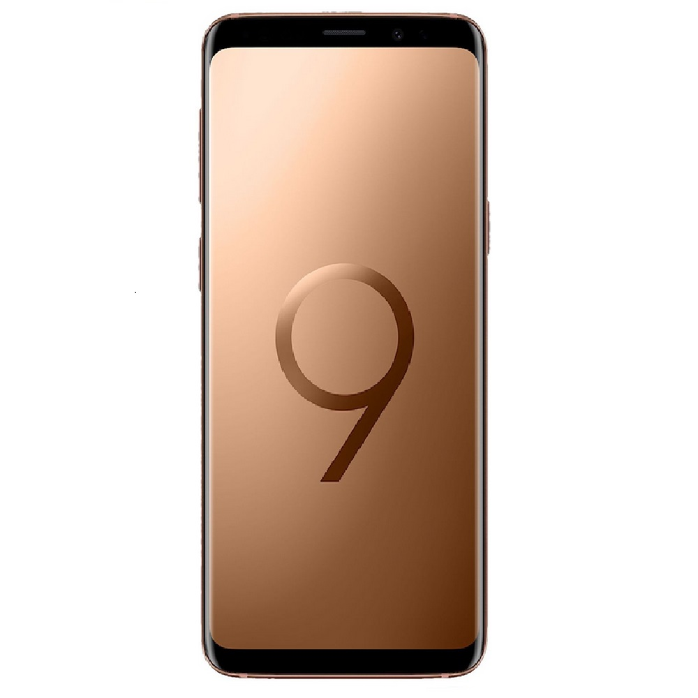 Samsung Galaxy S9 64GB Single Sim G960F Sunrise Gold - Auriu