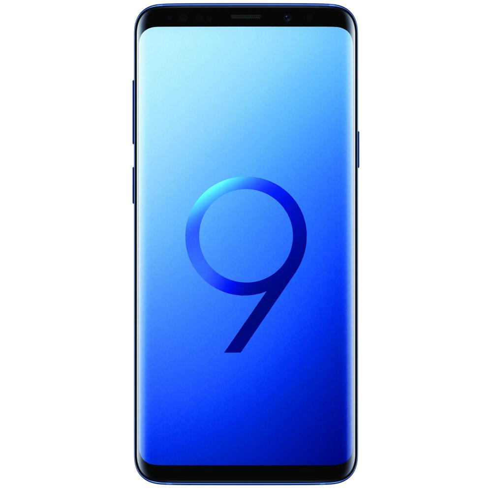 Samsung Galaxy S9 Plus G965F 256GB Single Sim Coral Blue - Albastru
