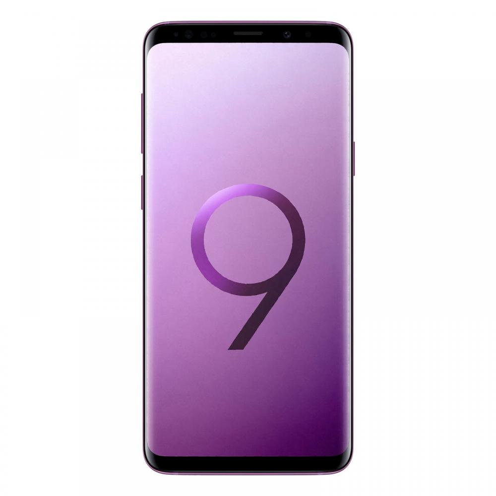 Samsung Galaxy S9 Plus G965F 128GB Single Sim Lilac Purple - Violet