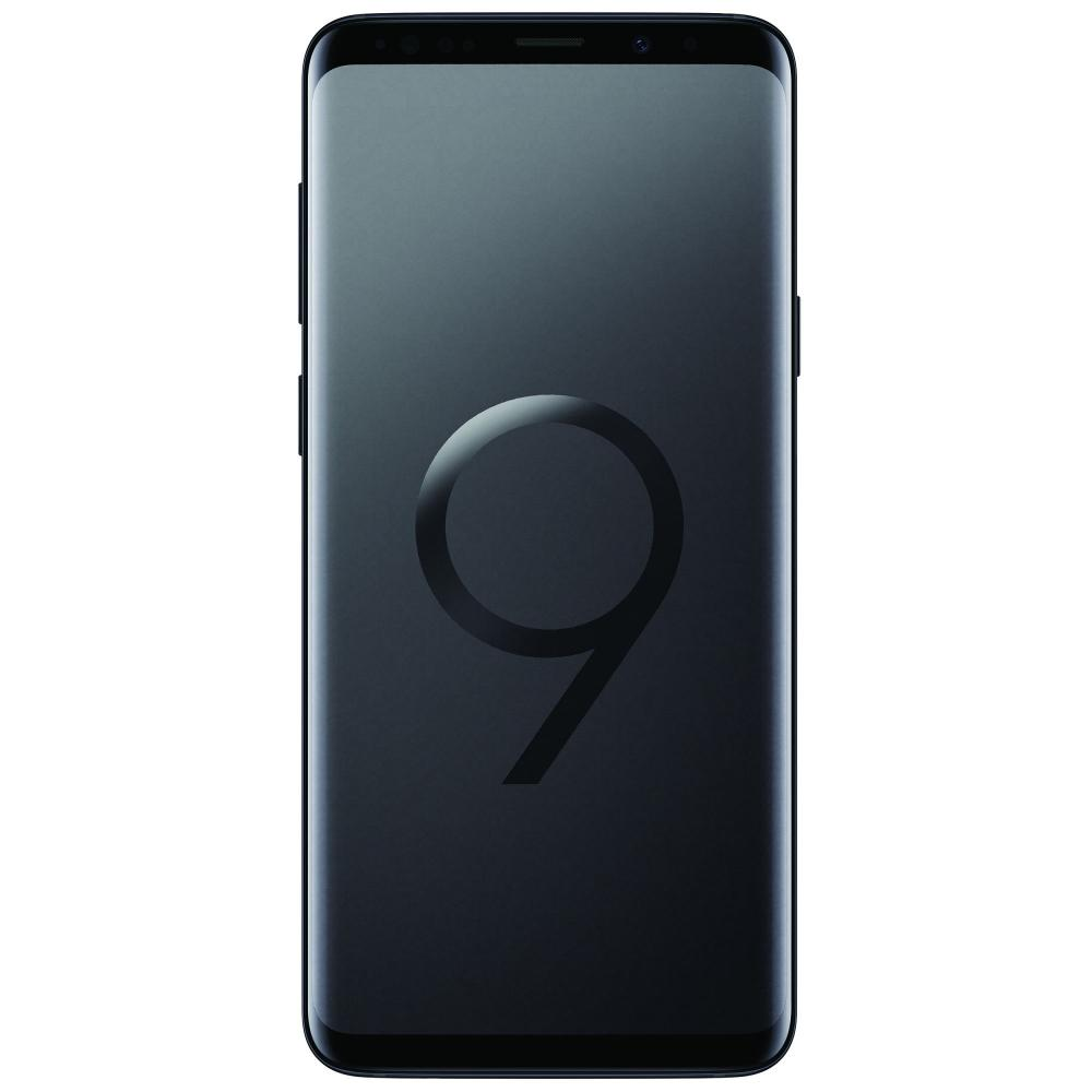 Samsung Galaxy S9 Plus G965FD 64GB Dual Sim Midnight Black - Negru
